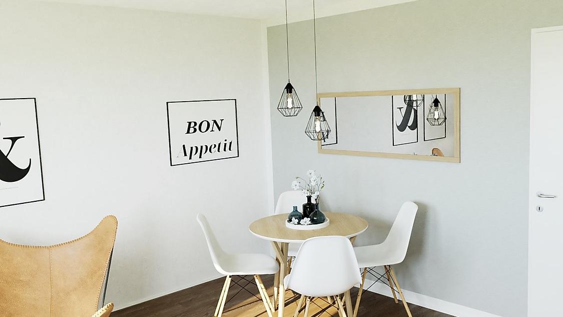 Tolle 3-Zimmer-Wohnung mit optimaler Raumaufteilung! in