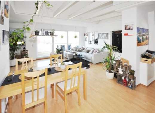 Wunderschöne, stilvolle 3 Zimmer Wohnung mit Blick auf Frankfurt