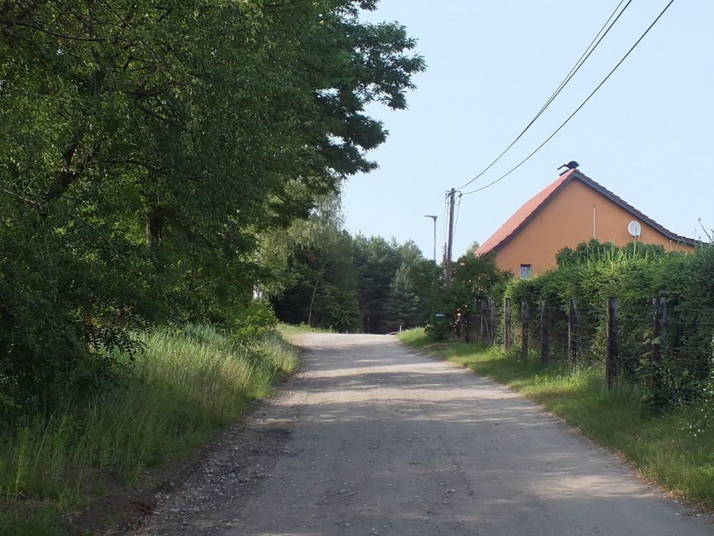 Zufahrtsweg