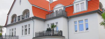 Sanierte Altbauwohnung in Oeynhausener Zentrum mit jeglichem Komfort