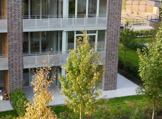 Stilvolle 4-Zimmer-Neubauwohnung mit Balkon in Düsseldorf