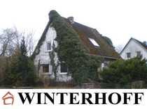 Hexenhaus im Dornröschenschlaf