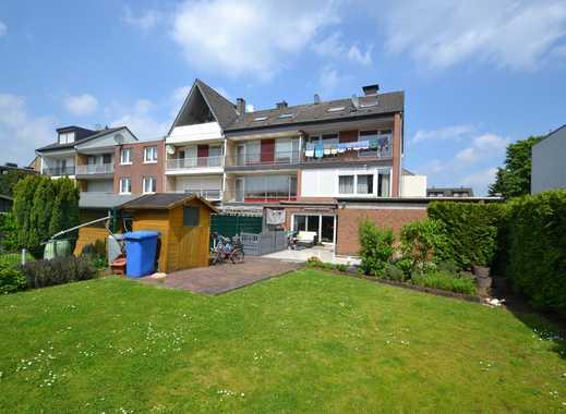 Barrierefreie 3 Zi.-Gartenwhg mit EBK, Terrasse, Garage & Kellerraum im 2- Fam. Haus in Neuss-Norf!