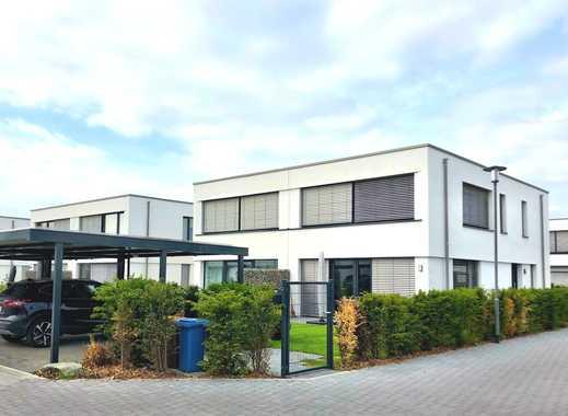 Modern gestaltetes Effizienzhaus im Neubaugebiet von Willich