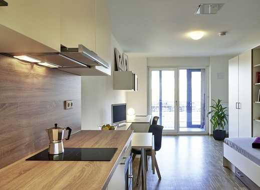Möbliertes Apartment der Extraklasse von CAMPO NOVO - 22,13 qm in bester Uni-Lage