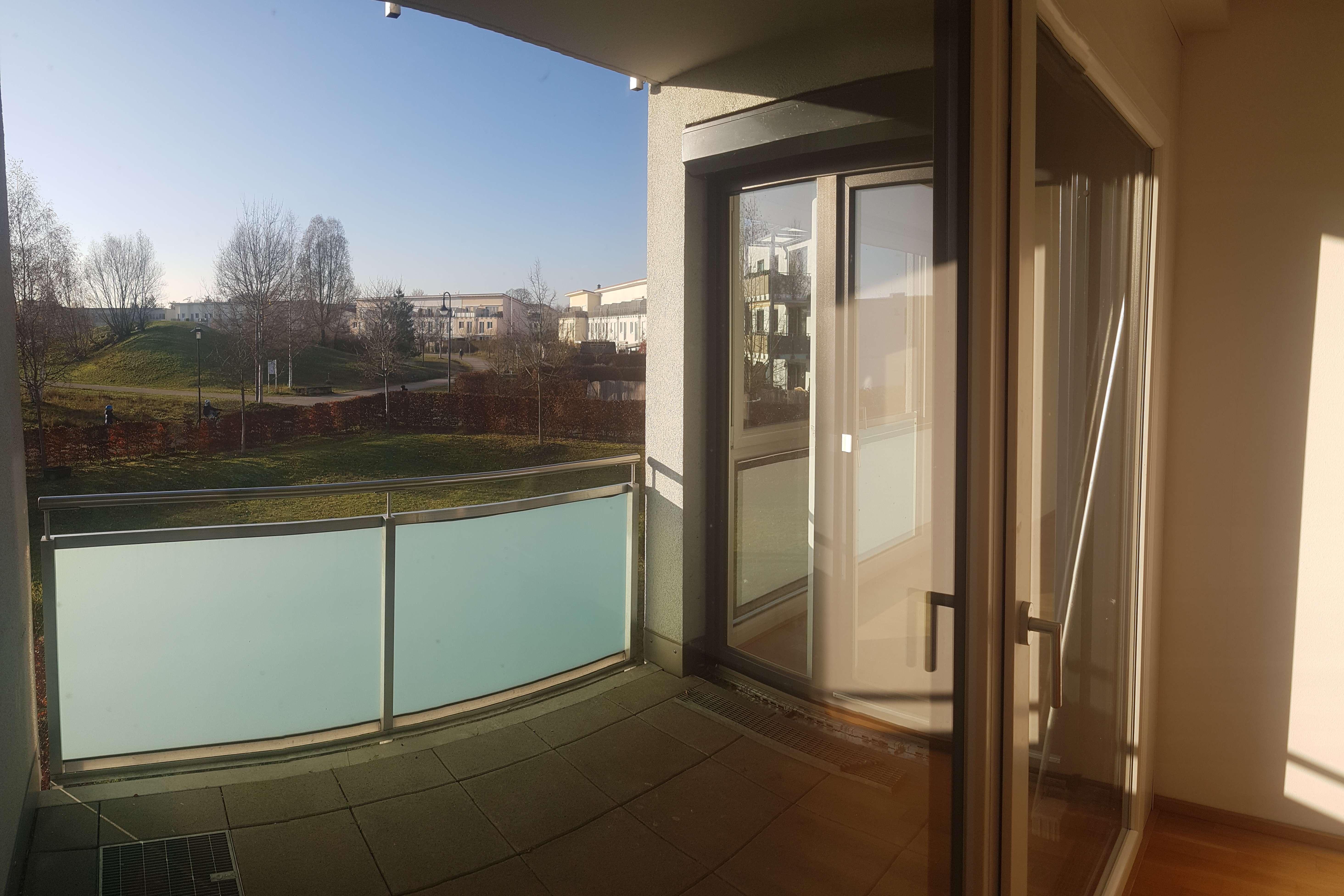 Top 2-Zimmer-Whg. in Bestlage am Park in Olching