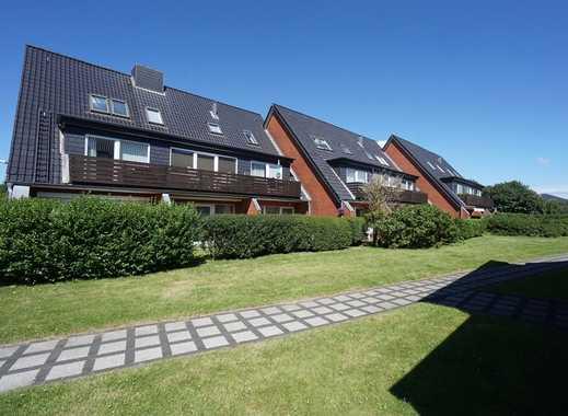 lichtdurchflutete 2-Zi. Wohnung mit Süd-Terrasse im begehrten Süden von Westerland