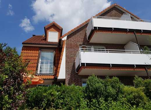 Gepflegte 3-Zimmer-Wohnung mit Balkon in Porta Westfalica