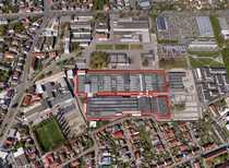 Vermietung Lagerhallen in Ingolstadt