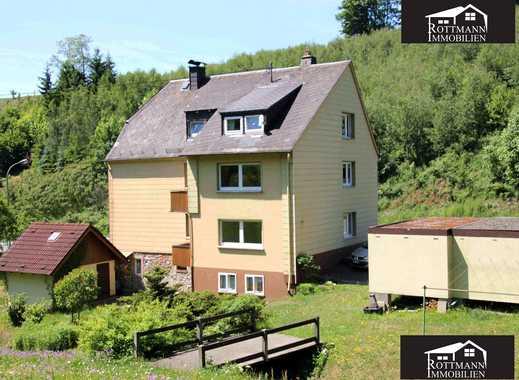 **3-Familienhaus Nähe Schwarzenbach/W- Idyllisch am Waldrand