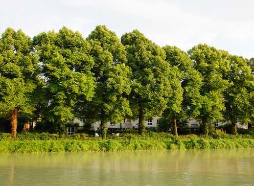 Reihenmittelhaus im Herzogpark direkt am Wasser gegenüber des englischen Gartens