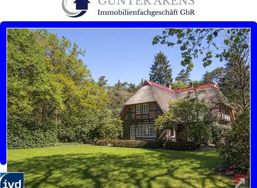 Landsitz mit 10 ha Waldpark im Ammerland (Oldb.)