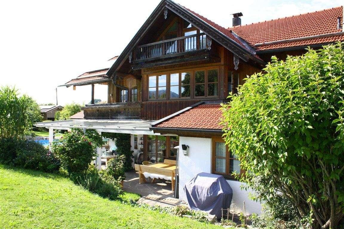 Ruhige, sonnige Maisonettewohnung in Wildenwart zu vermieten in
