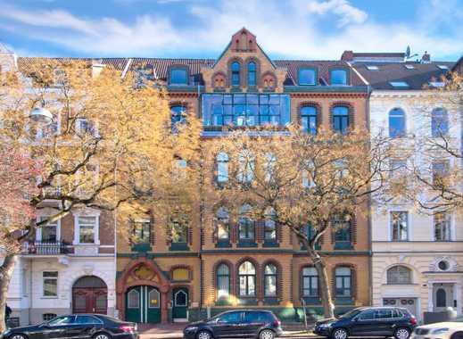 Attraktive Altbauwohnung in Hannover-List