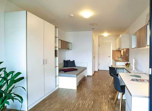 22,53 qm großes Apartment von CAMPO NOVO in bester Uni-Lage