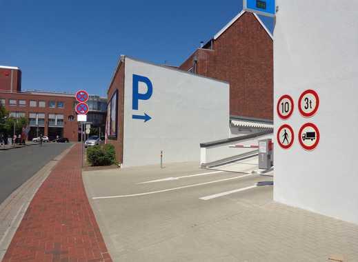 Stellplatz im Herzen von Cuxhaven