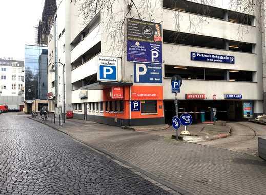 TG-Stellplatz direkt in der Innenstadt
