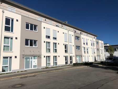 Neubau: 2-Zimmer-Wohnung im 2. OG inkl. Einbauküche & Balkon sucht Mieter in Neugablonz (Kaufbeuren)