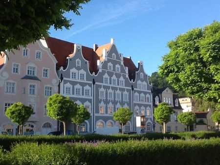 3-Zimmerwohnung mit EBK und Balkon in Altstadt (Landshut)