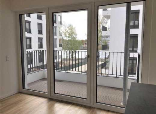 Stilvolle 3-Zimmer-Wohnung mit Balkon und Einbauküche in Oberschöneweide (Köpenick), Berlin