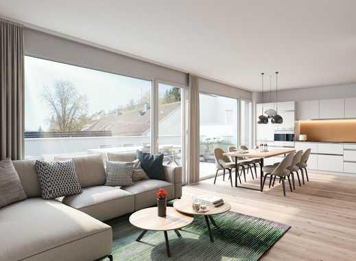 Sonnige 3-Zimmerwohnung mit schöner und sonniger Dachterrasse (B08)