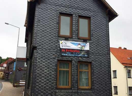 Zweifamilienhaus in Suhl, überraschend geräumig!