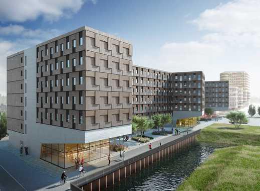 WOODIE Hamburg – Erstbezug im Studentenwohnheim aus Holz