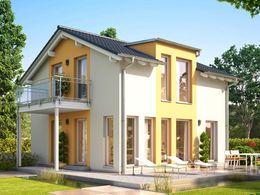 solution 106 v5 sch nes zuhause mit wintergarten erker und balkon. Black Bedroom Furniture Sets. Home Design Ideas