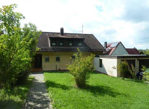 *Ruhe pur am Waldrand* Wohnhaus in  91601 Dombühl-Kloster Sulz