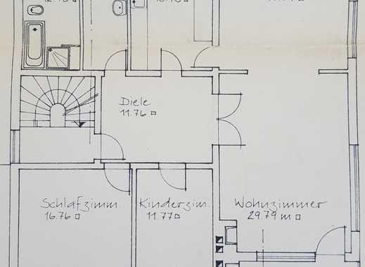 Ruhig gelegene, vollständig renovierte 3,5-Zimmer-Wohnung mit Balkon in Putzbrunn-Solalinden