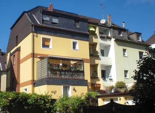 Ansprechende 2-Zimmer-Wohnung in Mülheim für Single