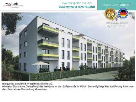 4-Zimmer-Neubauwohnung in Fürth mit Dachterrasse in Zirndorf