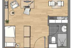 1 Zimmer Wohnung in Dresden