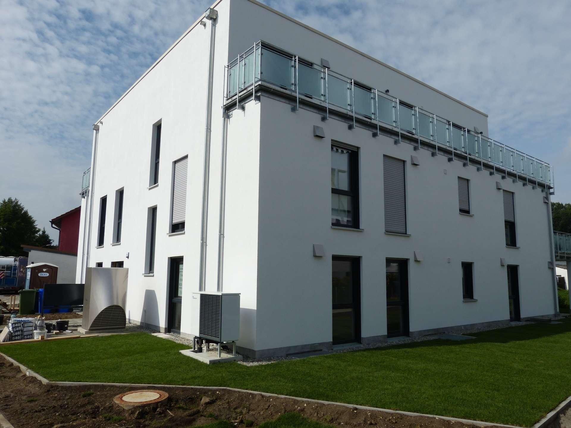Neubau-Erdgeschosswohnung mit großer Terrasse in Ingolstadt-Haunwöhr in Südwest (Ingolstadt)