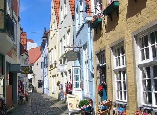Interessante Ladenfläche für exklusive Geschäftsideen im historischen Schnoorviertel