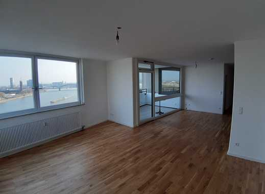 Elegante Drei-Zimmer-Wohnung direkt am Rhein im Agnesviertel