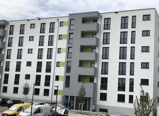 Exklusive, neuwertige 3-Zimmer-Wohnung mit Balkon und neuer Einbauküche in Mainz