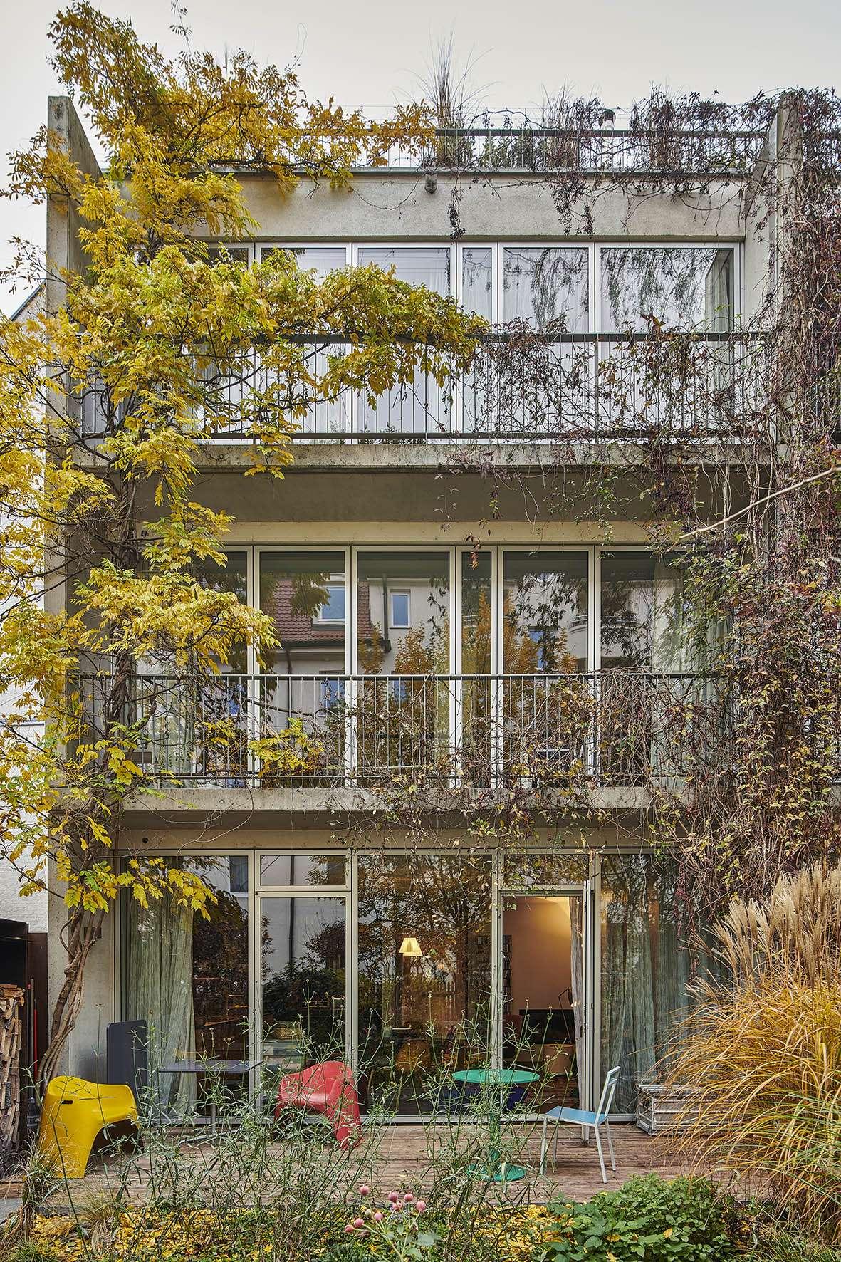 Stadthaus in Altsendling - 5 Zimmer, große Dachterrasse und kleiner Garten