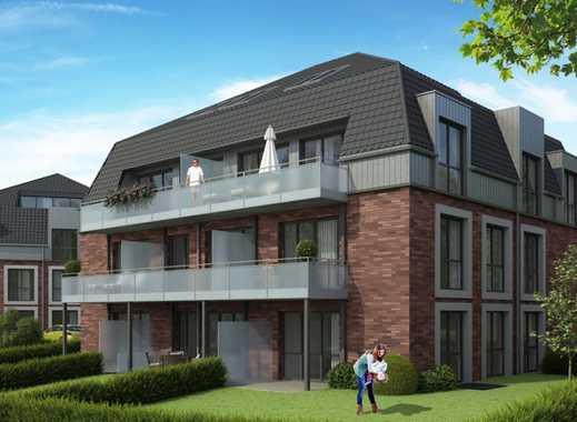 """Neubauprojekt """"Margarethengarten"""" - erster Bauabschnitt, Haus 5, Wohnung 5.0.2, EG Mitte!"""