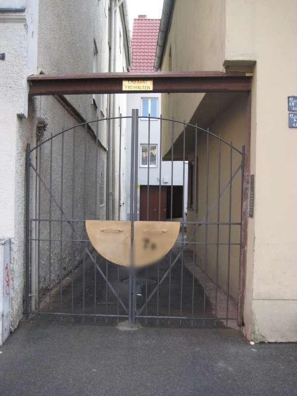Renovierte Vierzimmerwohnung in ruhiger Zentrumslage in Augsburg in Augsburg-Innenstadt