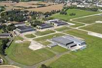 Neubau Produktions- Logistikhalle im TRIWO