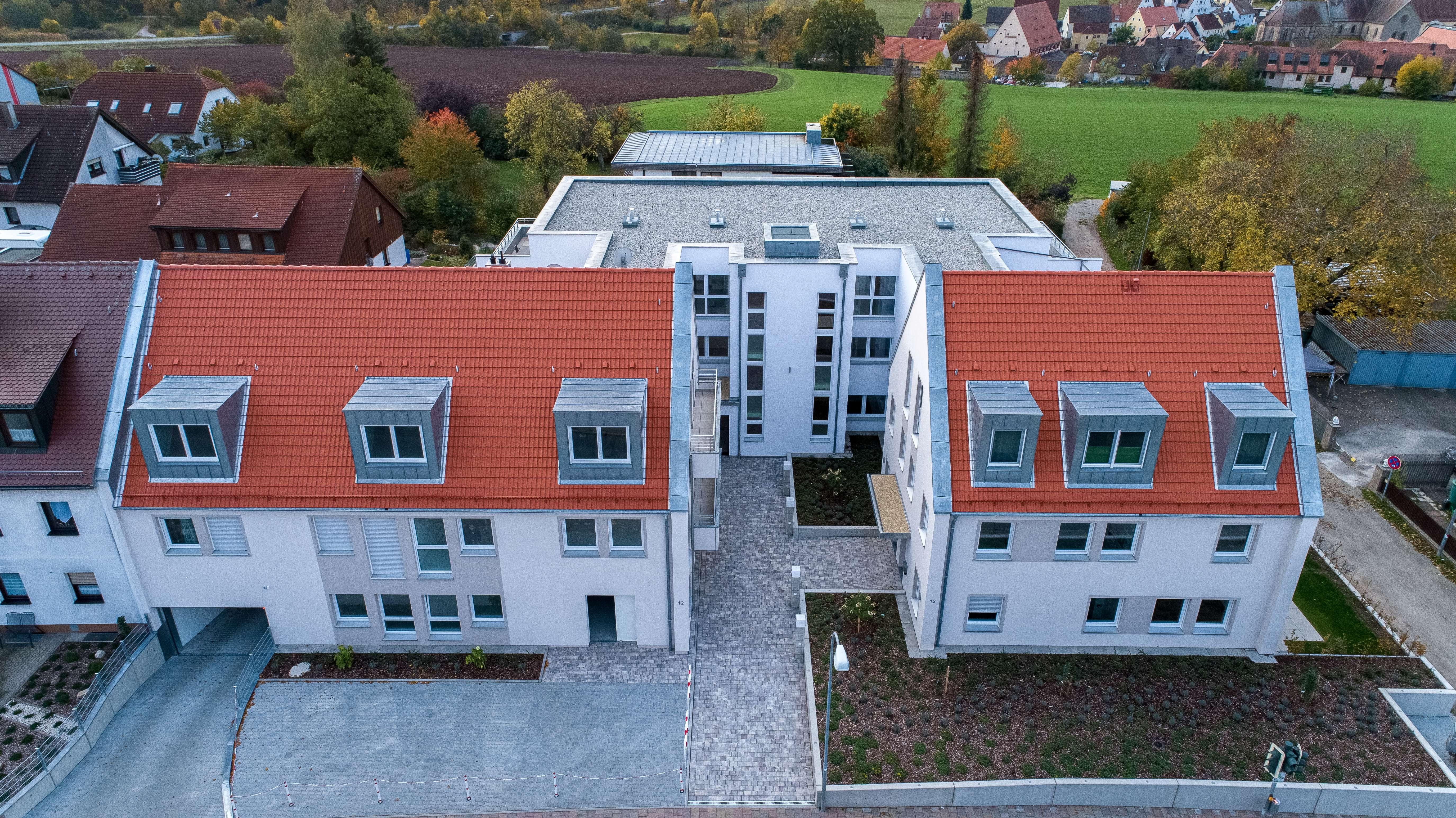 Sonnige Erdgeschosswohnung in Heilsbronn in Heilsbronn