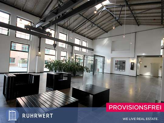 Foyer von Attraktive Loft-Büros im Business-Kontor !!