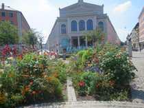 Mitten im Geschehen Urbanes Glockenbach