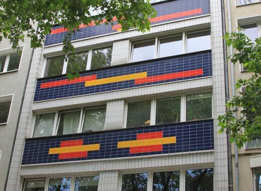Eine runde Sache! 2-Zimmer-Wohnung direkt am Zülpicher Platz als Kapitalanlage