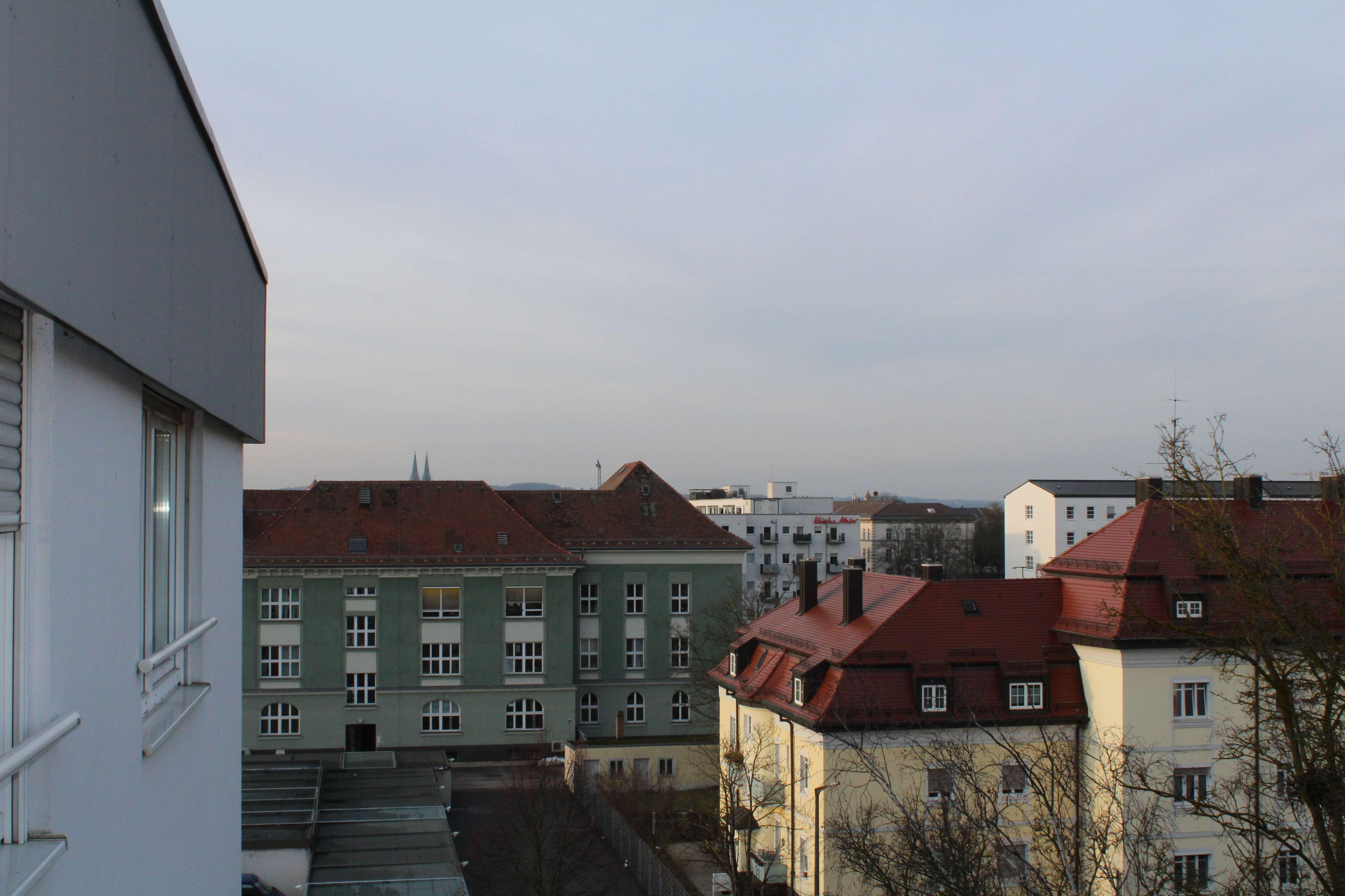 4-Zimmer-Wohnung im Regensburger Südosten in Kasernenviertel (Regensburg)