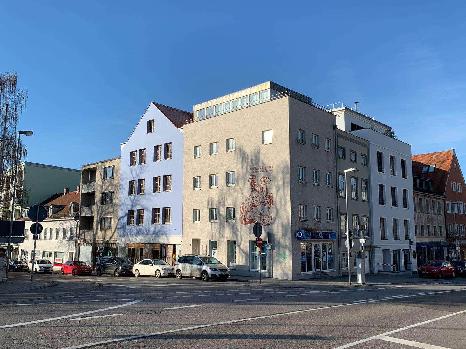 ERSTBEZUG! 3-Zimmer-Wohnung mit Balkon, Ingolstädter Innenstadt in Mitte (Ingolstadt)