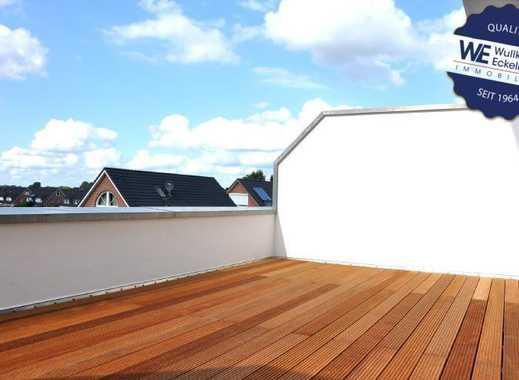 Außergewöhnliches Penthouse über zwei Etagen mit traumhafter Dachterrasse!