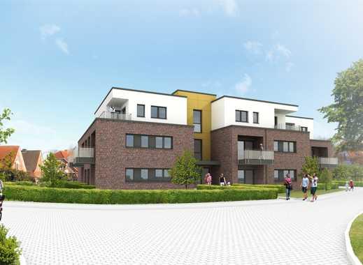 Generationen, Barrierefreies Wohnen in Ladbergen - 11 Mietwohnungen mit Terrasse oder Balkon