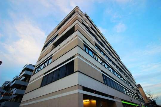 Außen von PARKVIEW: Moderner Neubau vis-a-vis dem Limbecker Platz !!